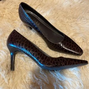 New Ralph Lauren leather shoes Made in Brazil